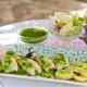 chipirones a la plancha con salsa verde