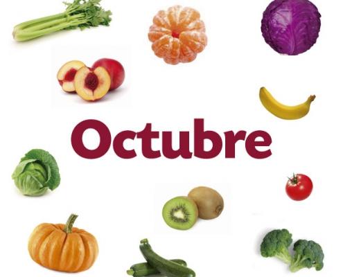Productos de Temporada de OCTUBRE