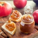 Mermelada de manzana casera