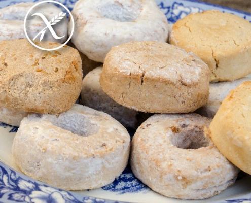 Recetas Roscos de Vino Sin Gluten