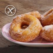 receta de rosquillas sin gluten