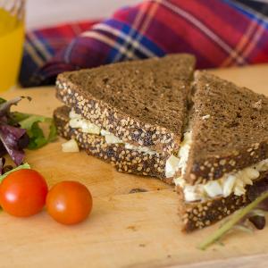 ensalada de pollo para sandwiches