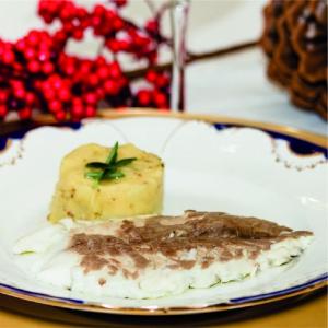 Truco de Cocina, Cómo cocinar pescado a la sal
