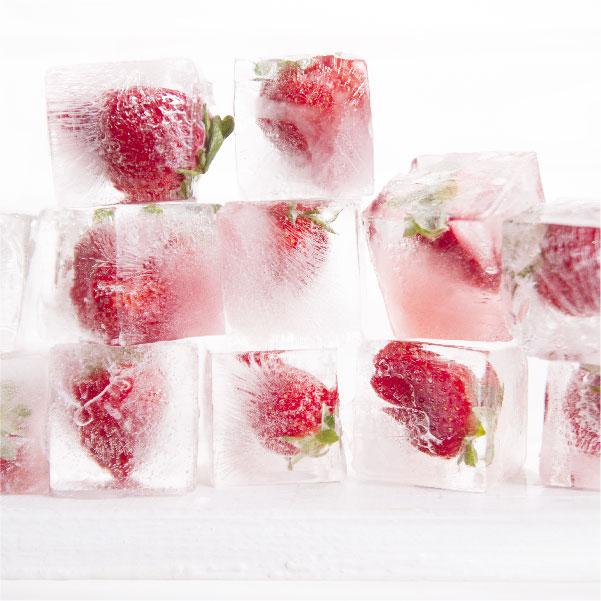 Personaliza tus cubitos de hielo