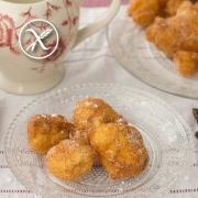 Receta de buñuelos sin gluten
