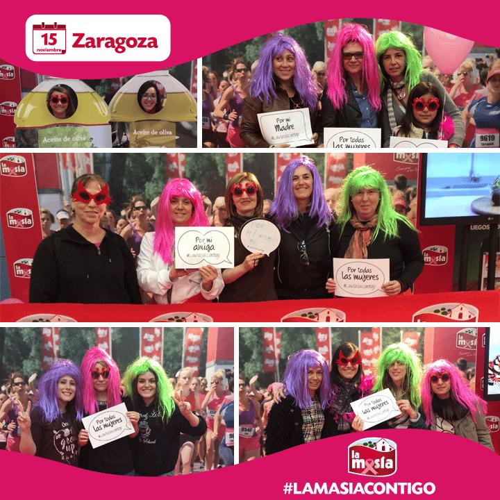 Carrera de La Mujer Zaragoza