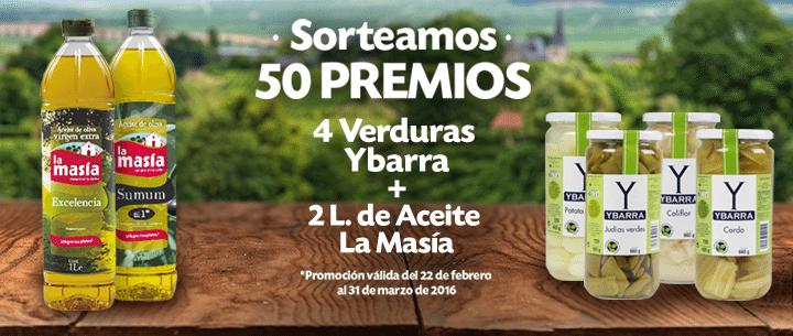 Promoción Ybarra & La Masía