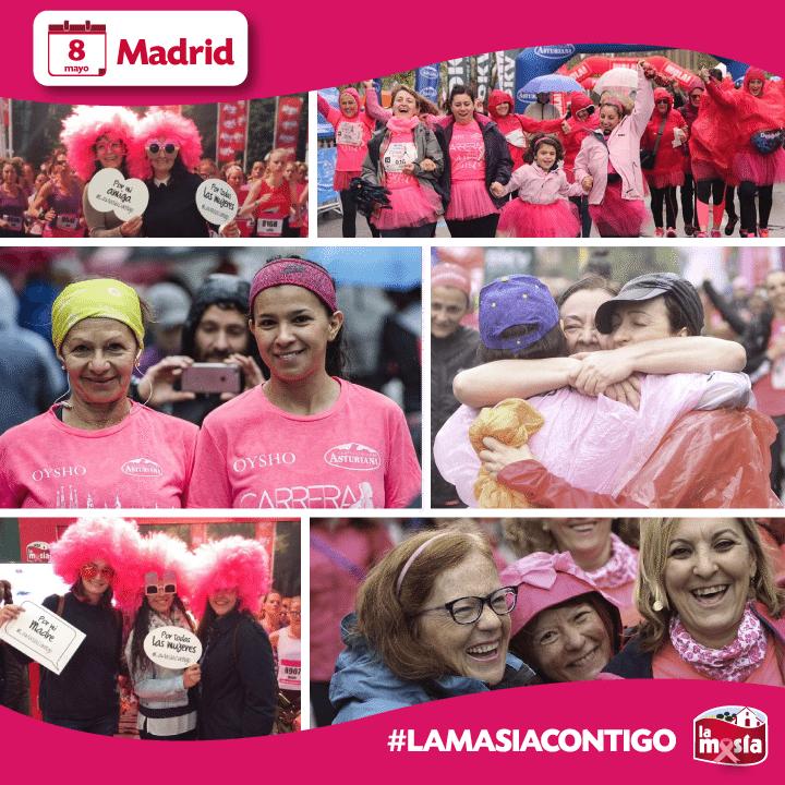 Carrera de la Mujer Madrid 2016
