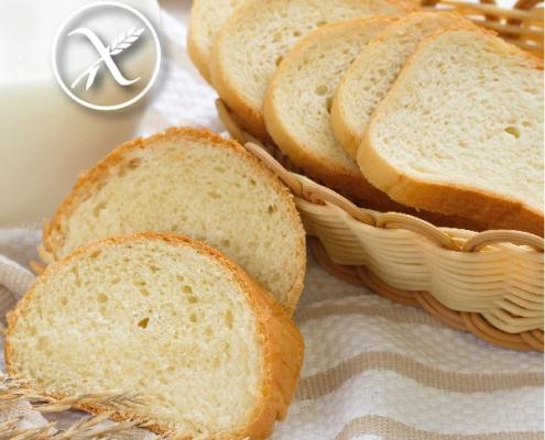 Recetas Pan de leche Sin Gluten