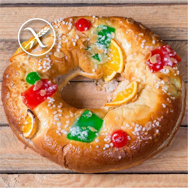 Recetas Roscón De Reyes Sin Gluten Recetas La Masía