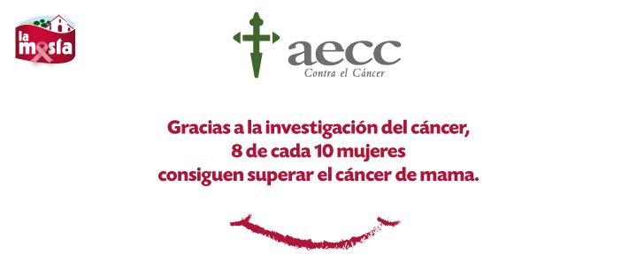 AECC. Importancia de la investigación del cáncer