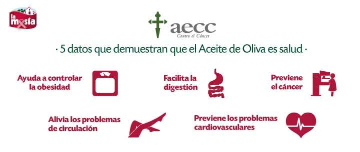 5 datos que demuestran que el aceite de oliva es salud