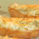osta gratinada con queso y aceite