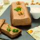 pastel de champiñones y nueces