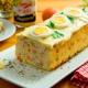 pastel de arroz tres delicias