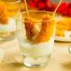 langostinos rebozados con salsa de yogur