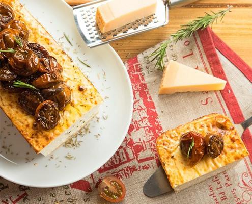 cheesecake salado