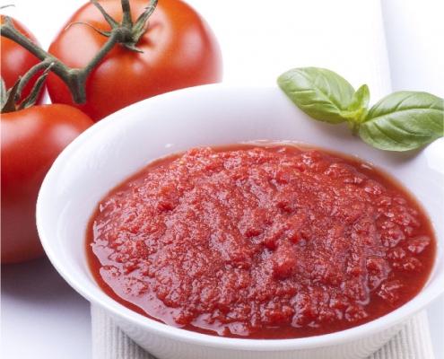 Cómo evitar la acidez de la salsa de tomate
