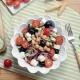 ensalada griega de garbanzos