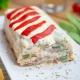 Pastel de judías verdes con bacon