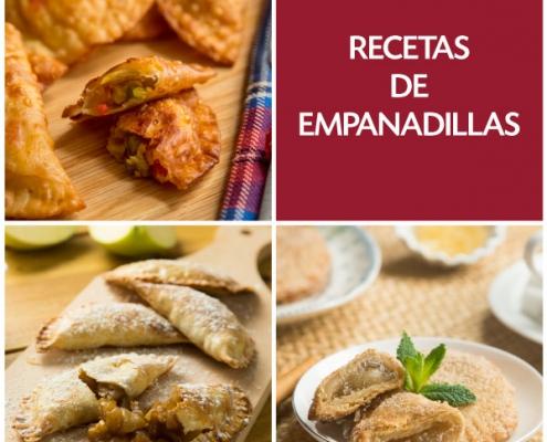 Recetas de empanadillas