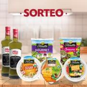Sorteo La Masía & Florette