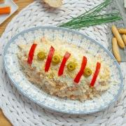 Ensaladilla de coliflor