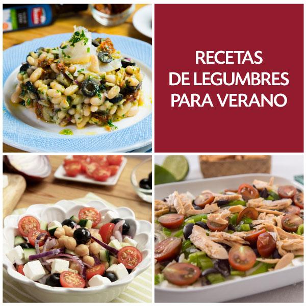 recetas de legumbres para verano