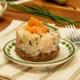 ensaladilla de salmon y pera