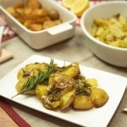3 opciones de patatas para guarnición