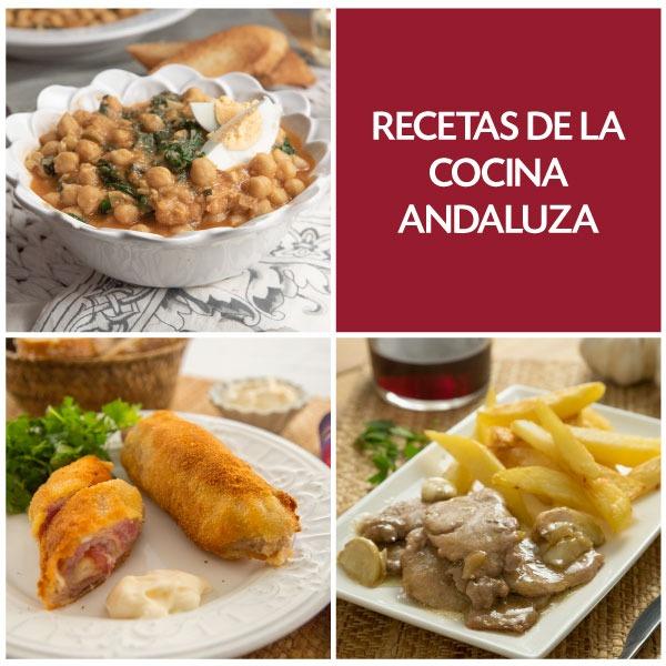 Recetas de la cocina andaluza